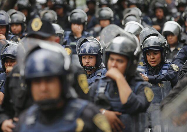 Policia de México