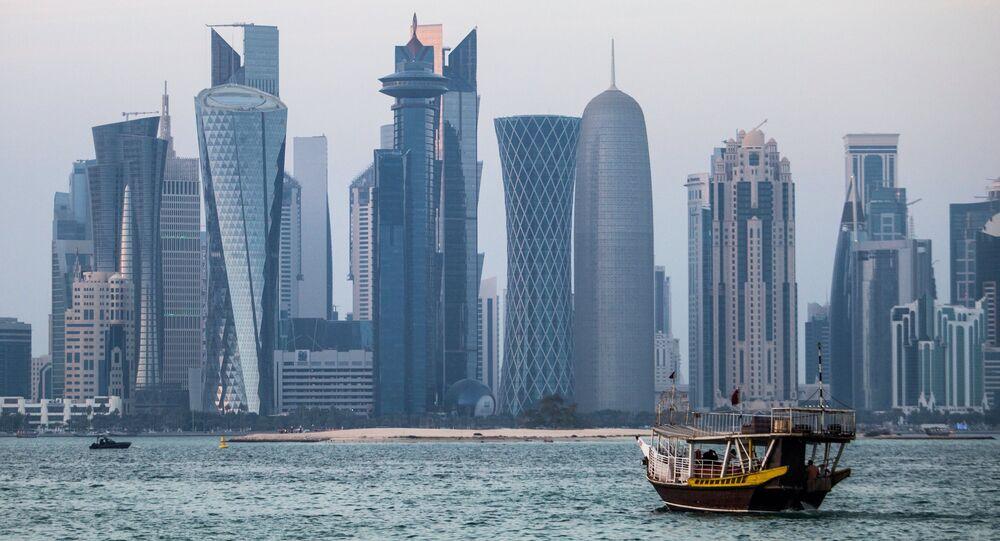 Doha, capital do Qatar