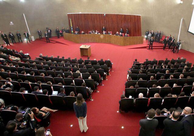 Julgamento da chapa Dilma-Temer no Tribunal Superior Eleitoral (TSE)
