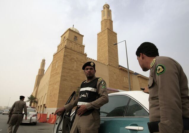 Polícia da Arábia Saudita