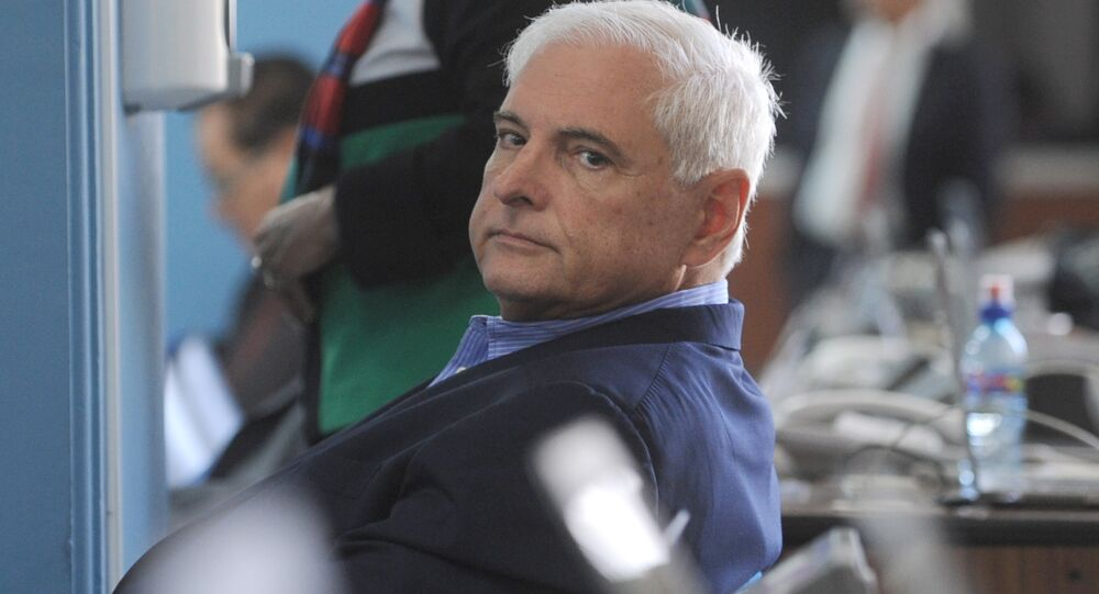 Ex-presidente do Panamá, Ricardo Martinelli