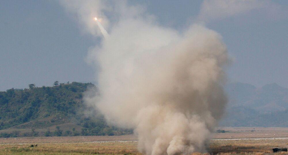 HIMARS, o sistema lançador múltiplo de foguetes dos EUA