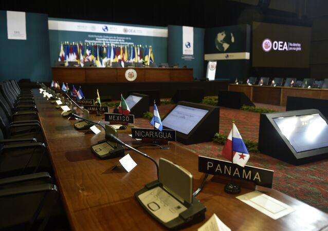 Países do Caribe criam impasse na reunião da OEA
