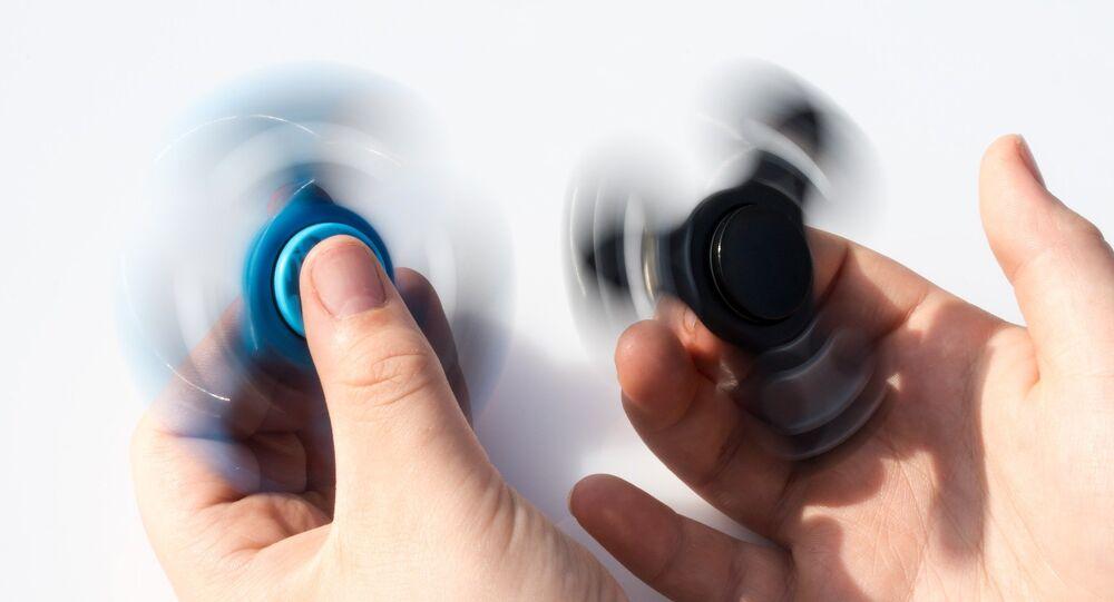 Brinquedo spinner