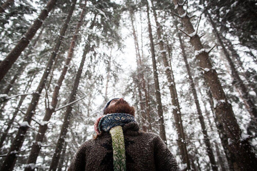 Realidade alternativa, Pavel Volkov, fotógrafo russo