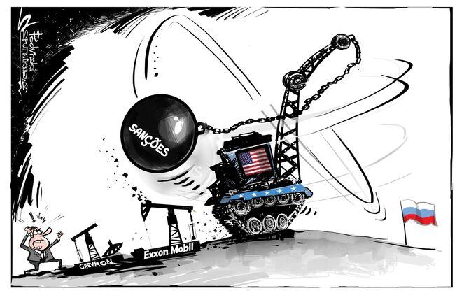 Sanções: principal assassino dos negócios