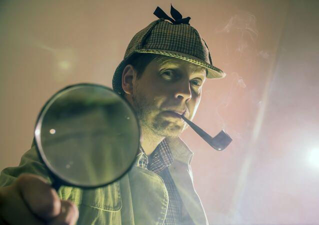 Investigador (foto de arquivo)