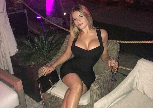 Modelo Anastasia Kvitko