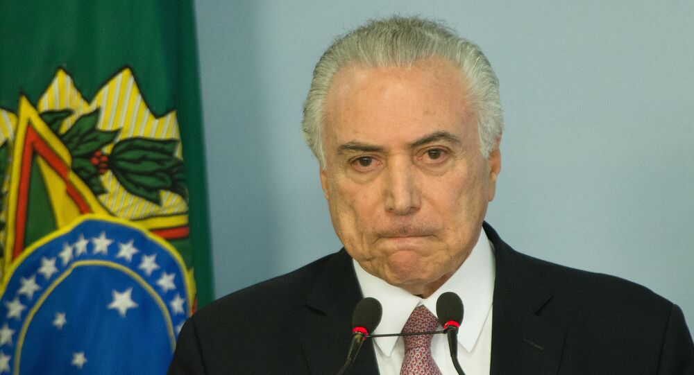 Delação de Cunha vai acusar Temer de comandar organização criminosa na Câmara
