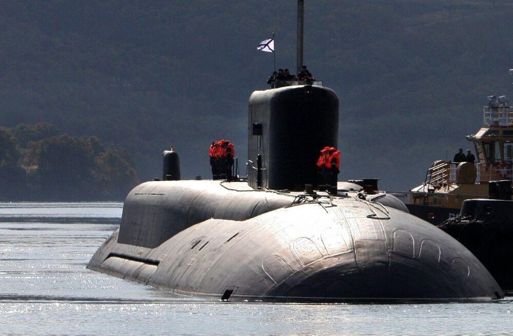 Submarino classe Borei-Projeto 955 (Rússia)