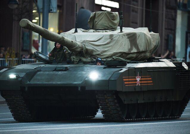 Ensaio da Parada da Vitória em Moscou