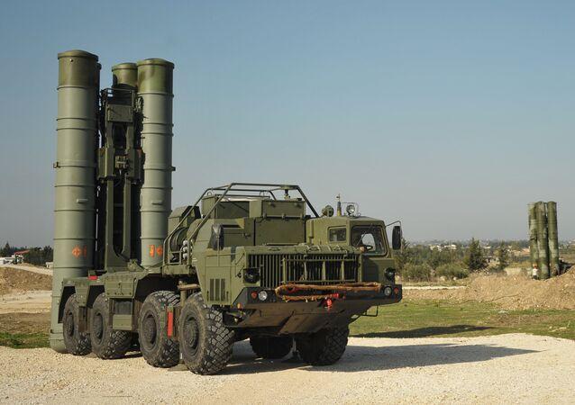 Sistemas de mísseis russos S-400