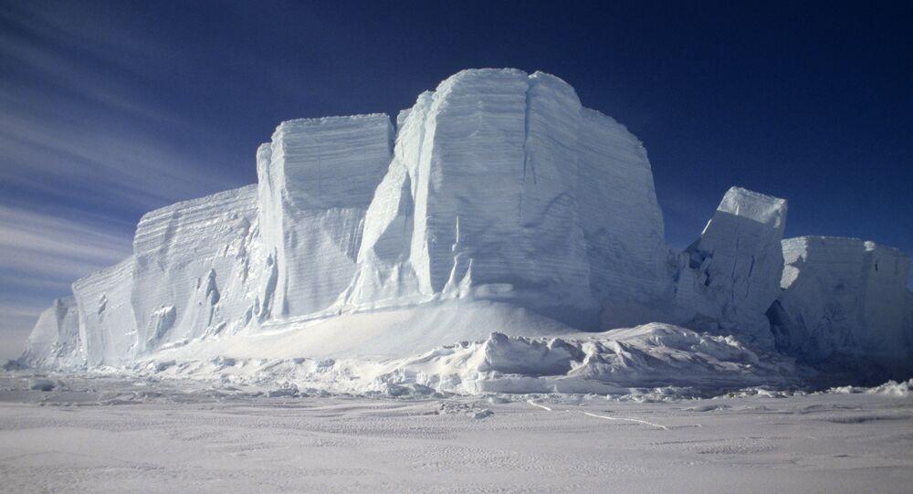 Iceberg, ilustração