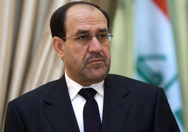 Nouri al-Maliki, vice-presidente do Iraque