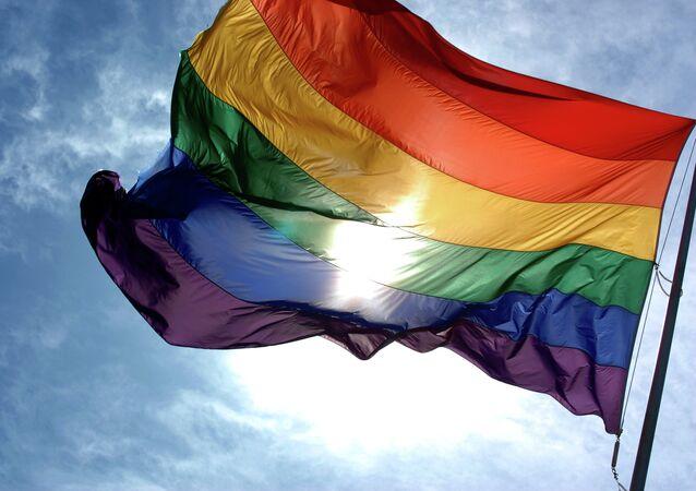 Bandeira da comunidade LGBT
