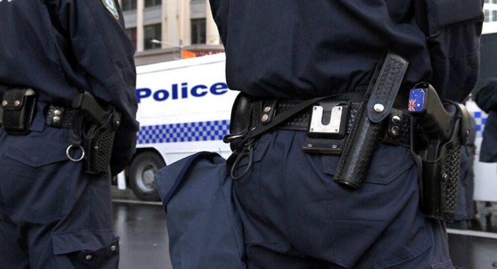 Polícia de Sydney, Austrália (arquivo)