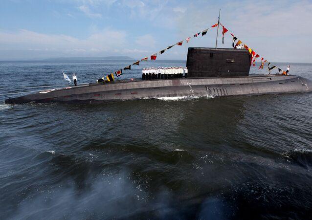 Submarino da classe Varshavyanka