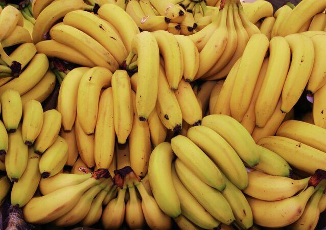 Banana (foto de arquivo)