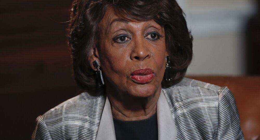 Maxine Water, membro da Câmara dos Representantes dos EUA