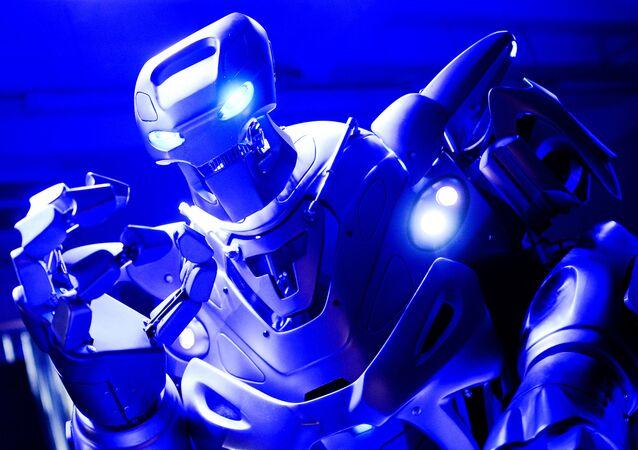 Robô (foto de arquivo)