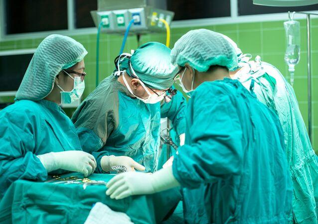 Operação (foto de arquivo)