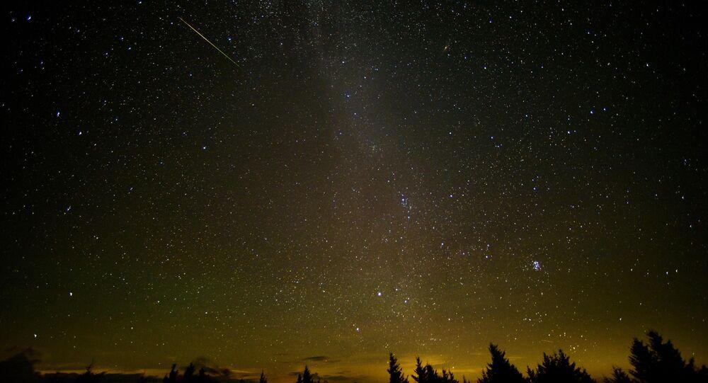 Chuva de meteoros deste sábado será uma das mais brilhantes do ano