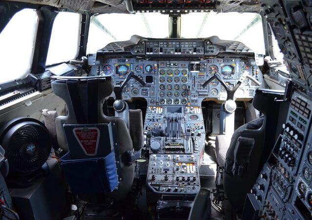 Cabine de pilotagem