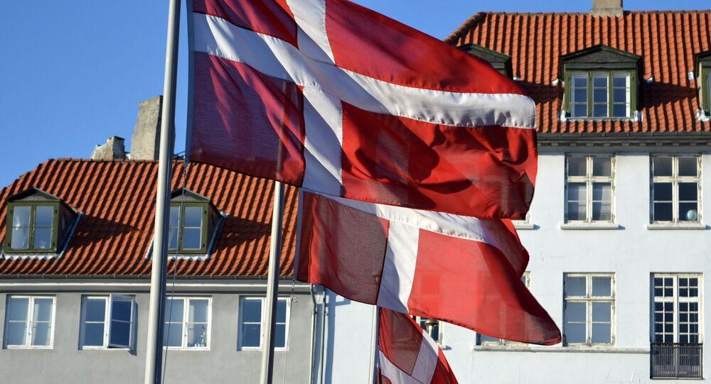 Banderas de Dinamarca