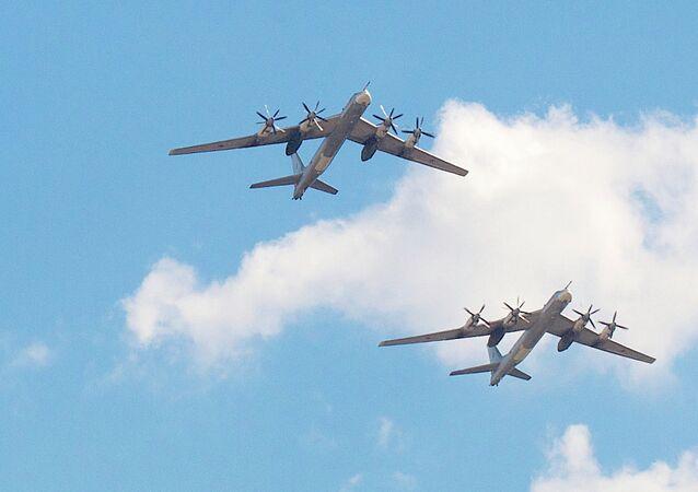 Bombardeiros Tupolev Tu-95
