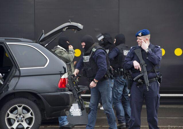 Polícia da Holanda (foto de arquivo)