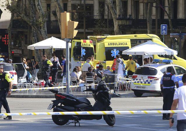 Atentado terrorista em Barcelona em 17 de agosto de 2017