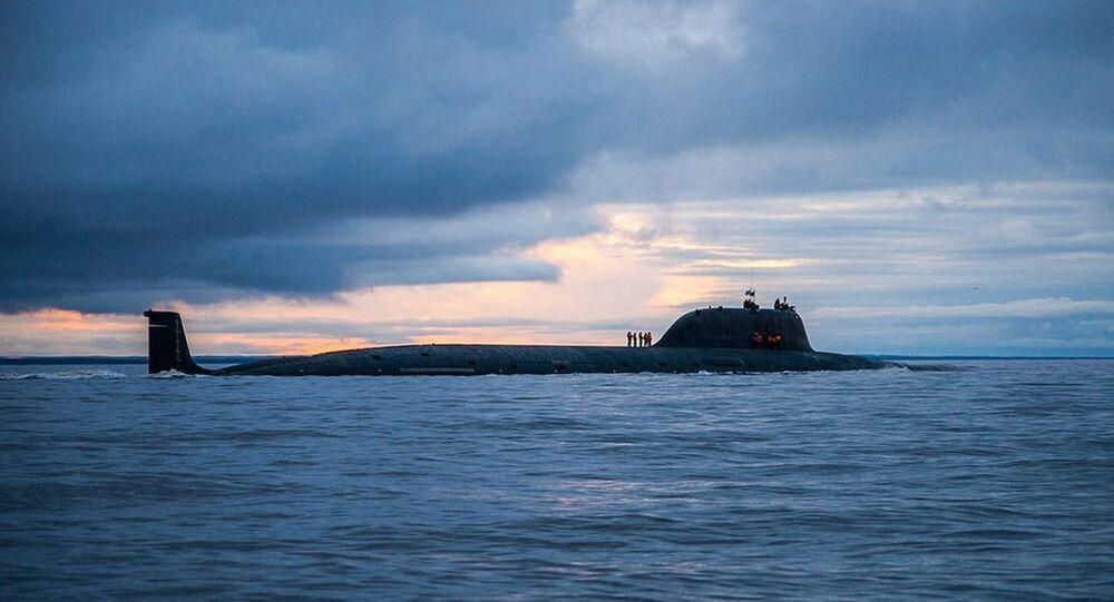 Submarino de classe Yasen em serviço da Marinha da Rússia, Severodvinsk