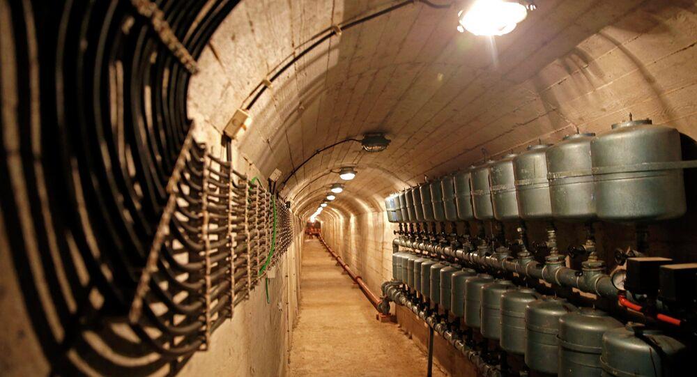Um bunker