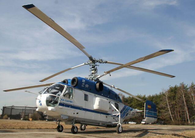 Helicóptero russo Ka-32
