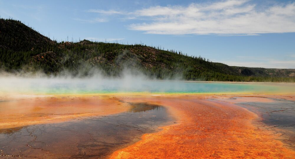 Parque Nacional de Yellowstone, Wyoming, EUA