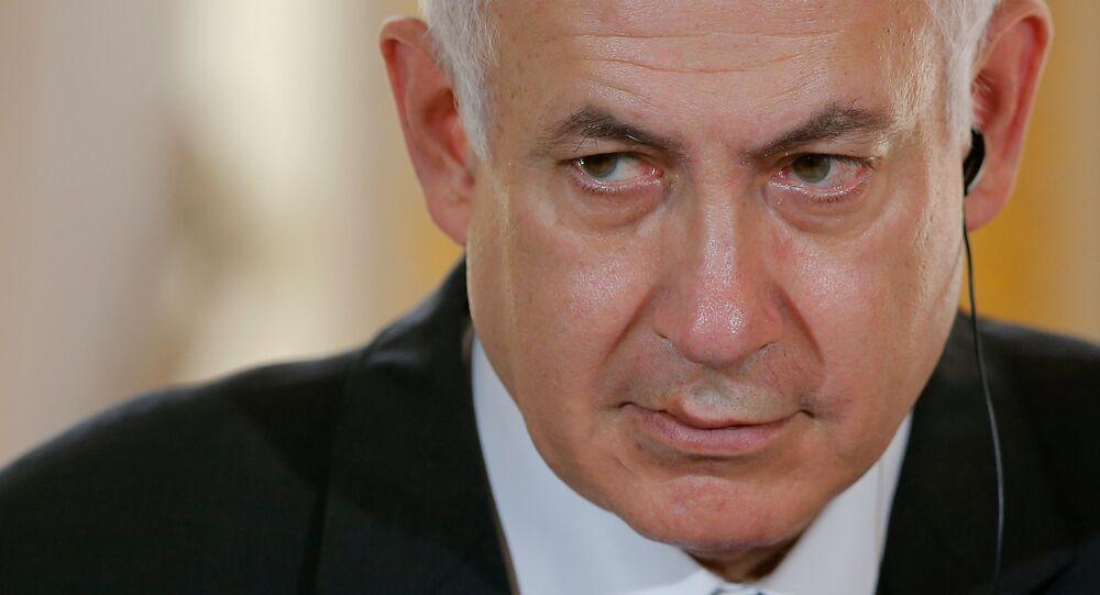 Benjamin Netanyahu, primeiro-ministro israelense