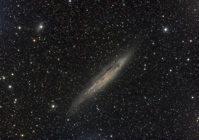 Galaxia NGC 4945