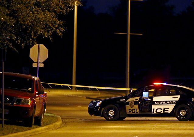 Polícia dos EUA (imagem referencial)