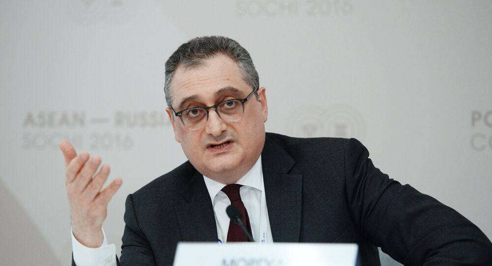Press briefing with Russian Deputy Foreign Minister Igor Morgulov, Russia-ASEAN: Towards Strategic Partnership
