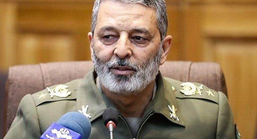 Abdolrahim Mousavi, general iraniano