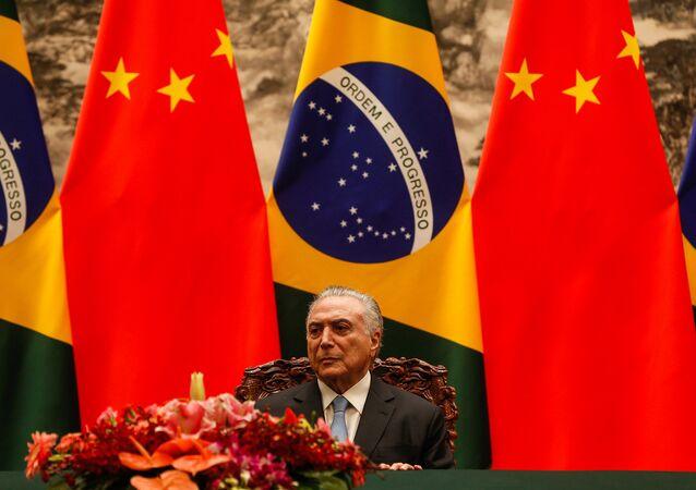 Confira as fotos do segundo dia do presidente Michel Temer (PMDB) na China.