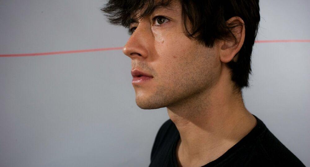 O fotógrafo americano Daniel C. Britt, que teve o trabalho roubado pelo falso fotógrafo de guerra brasileiro, Eduardo Martins