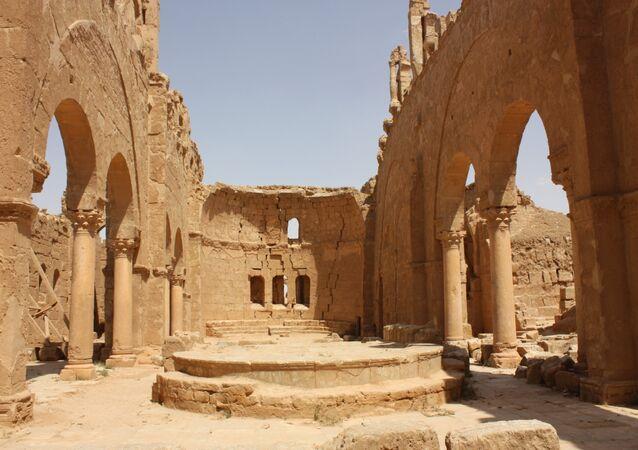 Raqqa (foto de arquivo)