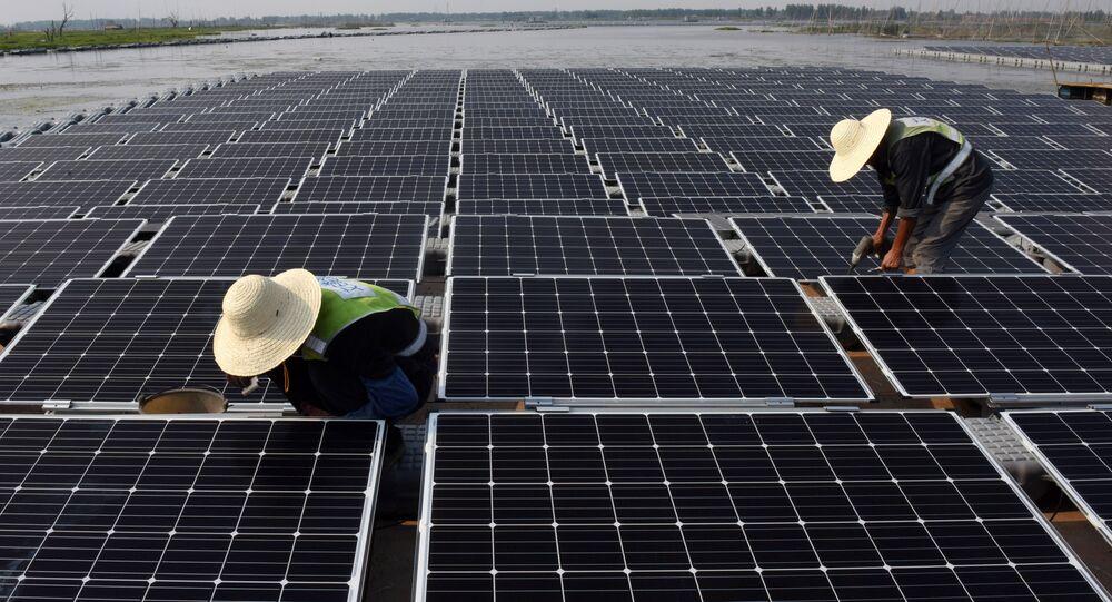 Projetos de energia renovável, como a solar, estão no foco dos financiamentos do banco