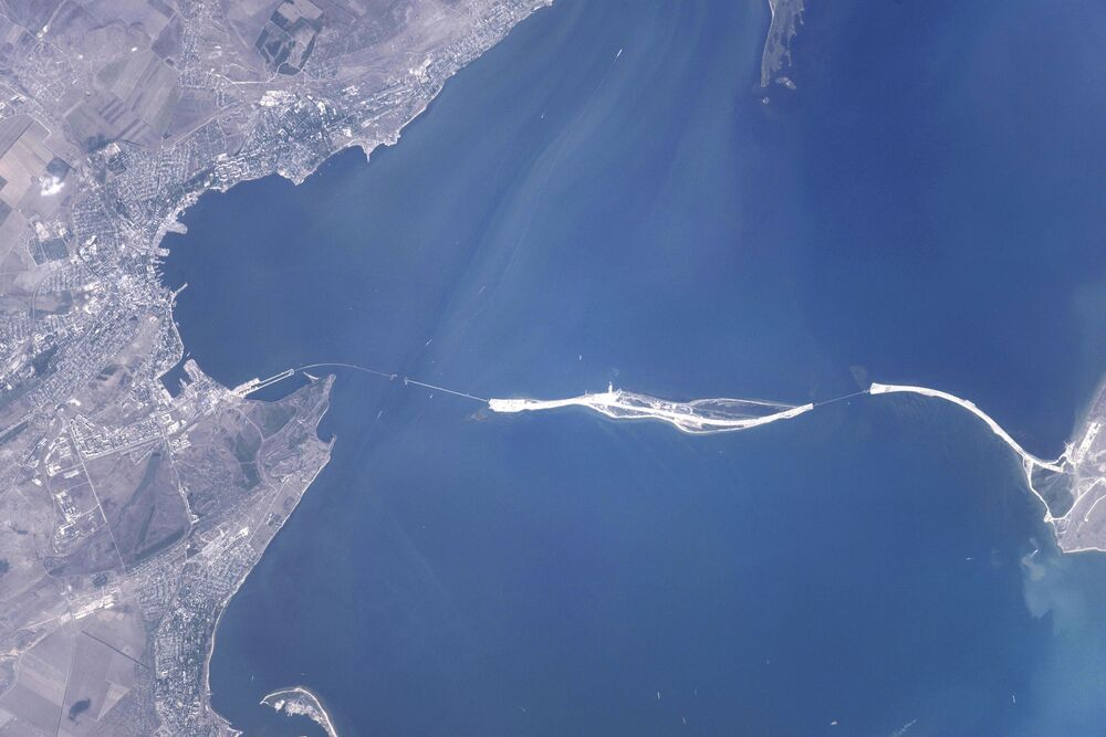 A inauguração da ponte está marcada para dezembro de 2018