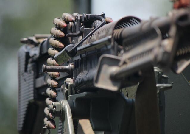Metralhadora M60