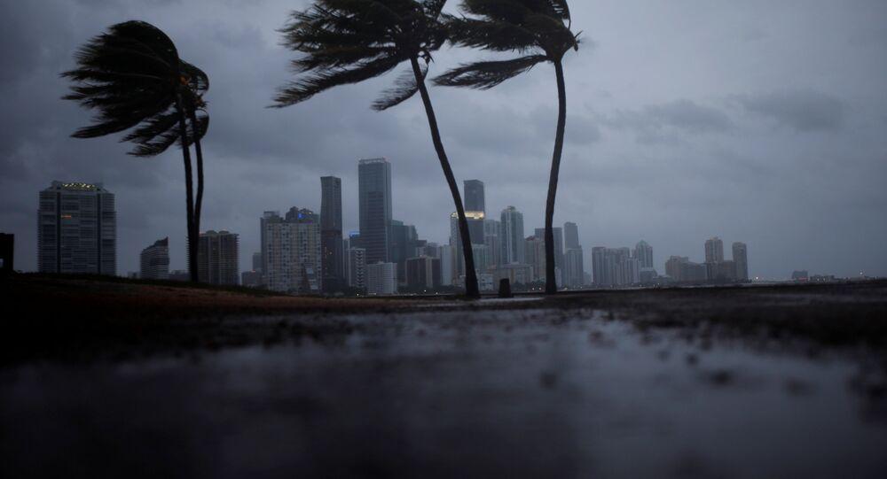 Furacão Irma na Flórida