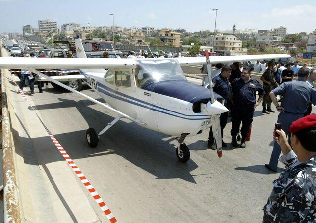 Avião Cessna 172 (foto de arqiuivo)