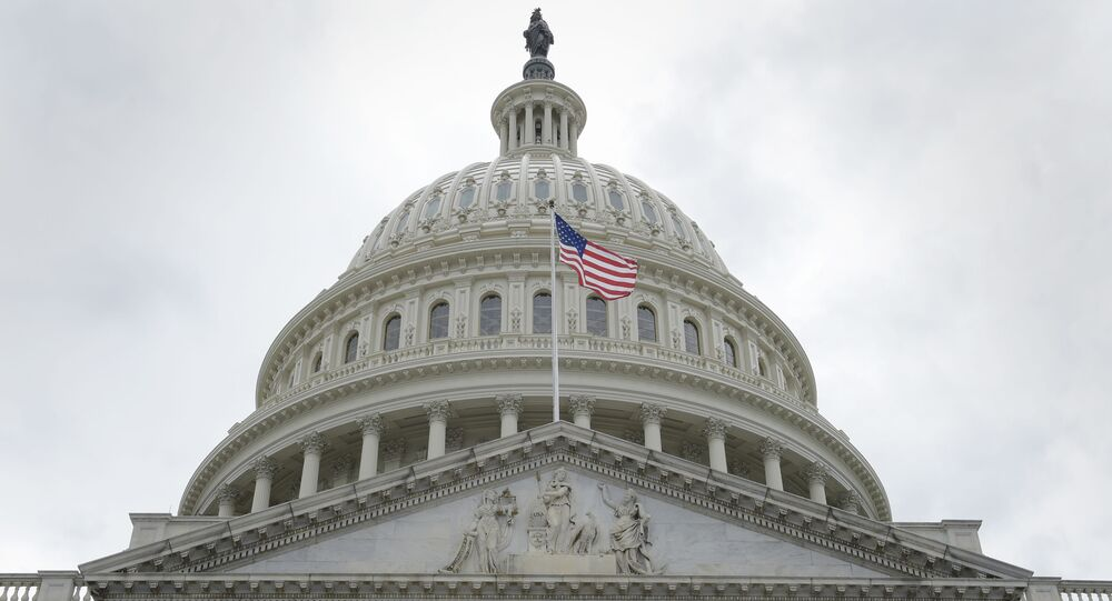 Prédio do Congresso norte-americano (foto de arquivo)