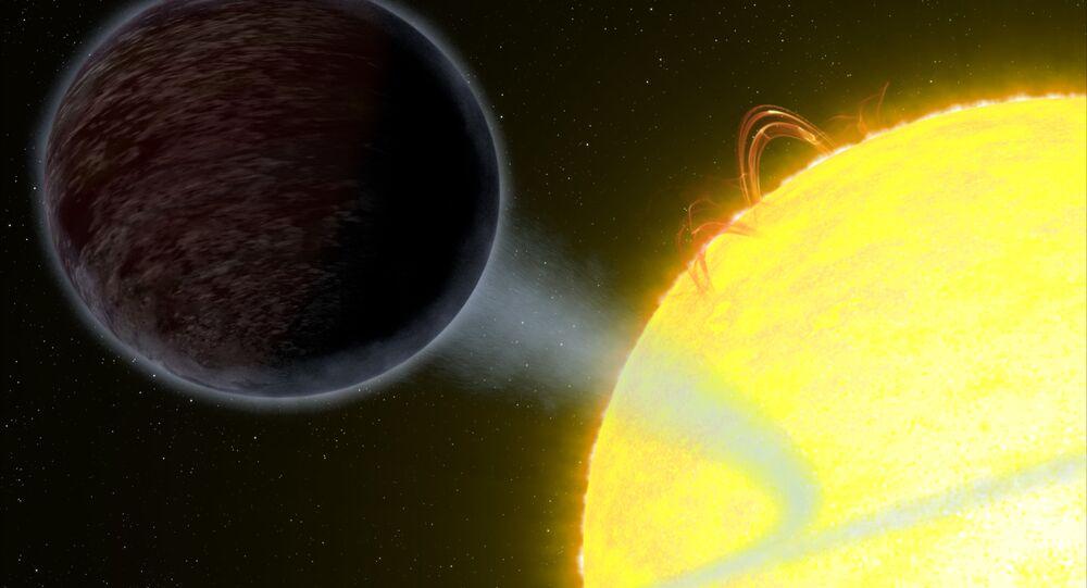 Exoplaneta WASP-12b